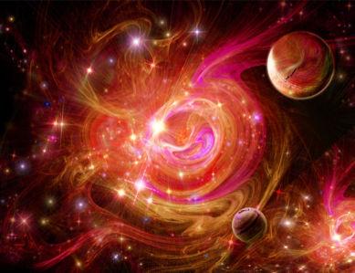 Фотообои туманность звездная пыль (space-0000018)