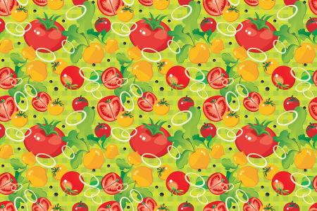 Скатерть вегетарианская (0126)