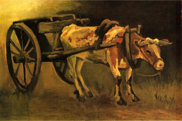 Ван Гог постимпрессионизм (art-0000169)