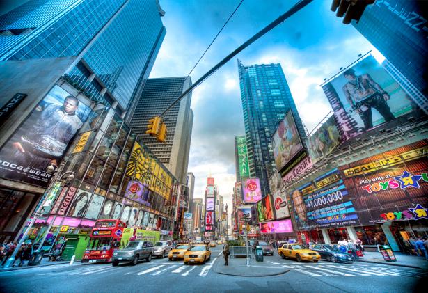 Фотообои Нью-Йорк Америка (city-0000603)