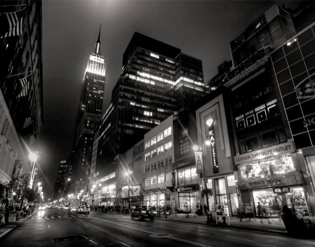 Фотообои Нью-Йорк Америка небоскребы (city-0000609)
