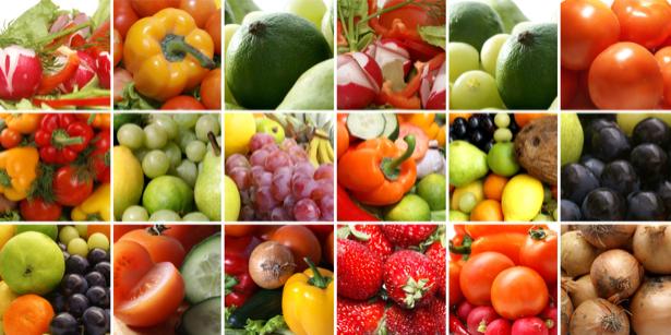 Фотообои для кухни фруктов и овощей (food-0000197)