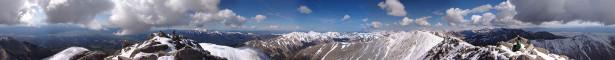 Фотообои с природой горные вершины (nature-00116)