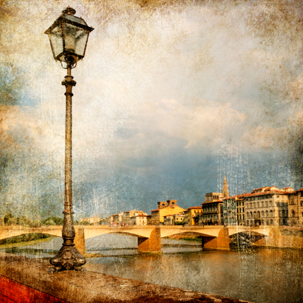 Фотообои Италия архитектура (retro-vintage-0000126)