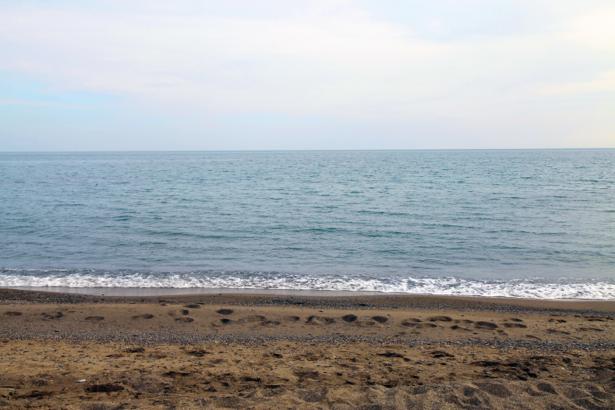 Фотообои море берег обои для зала (sea-0000260)