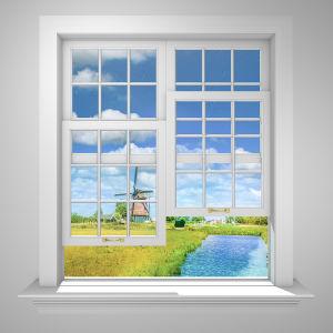 Фотообои Белое окно (win-16)
