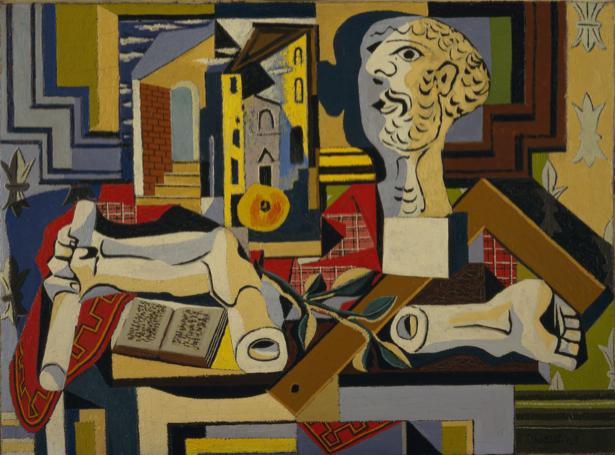 Пикассо, кубизм, сюрреализм (art-0000588)