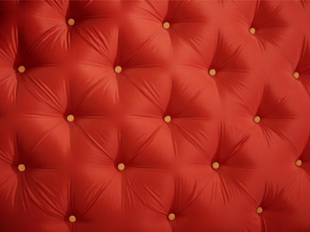 Фотообои красная текстура кожаной обивки (background-0000325)
