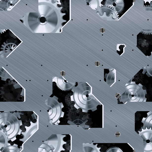 Фотообои часовой механизм механизмы (background-0000340)