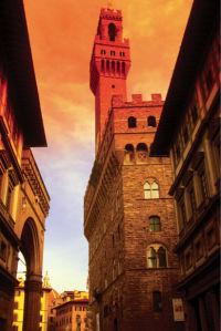 Фотообои Галерея Боргезе, Флоренция, Италия (city-0000005)