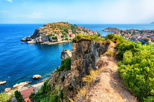 Фотообои Турция остров на черном море (city-0001355)