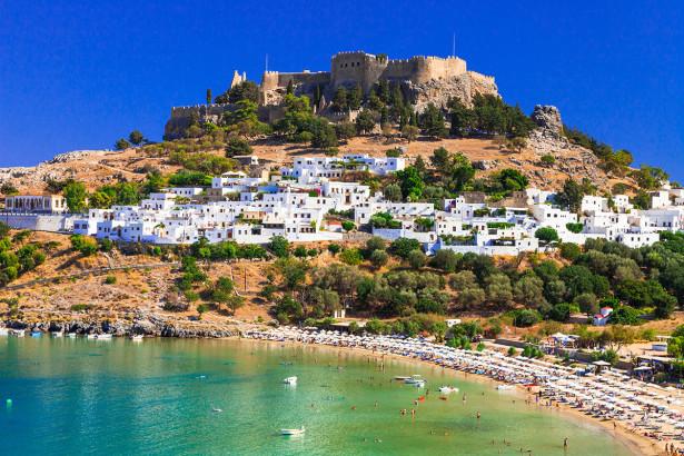 Фотообои Остров Родос (city-1473)