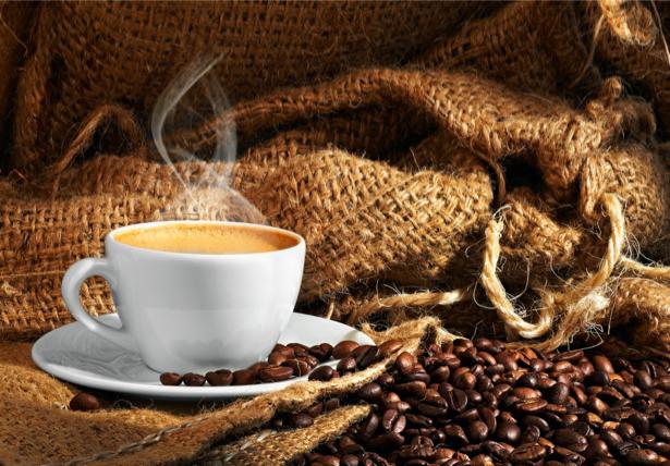 Фотообои Кофейная композиция кофе (food-0000161)