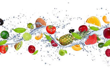 Фотообои для кухни с фруктами (food-340)