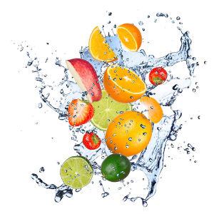 Фотообои аппетитные фрукты (food-346)