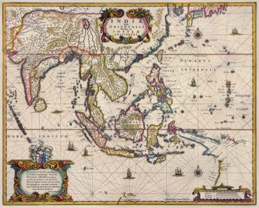 атлас, география, карты, старая карта (map-0000105)