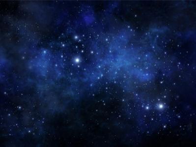 Фотообои звездное небо (space-0000085)