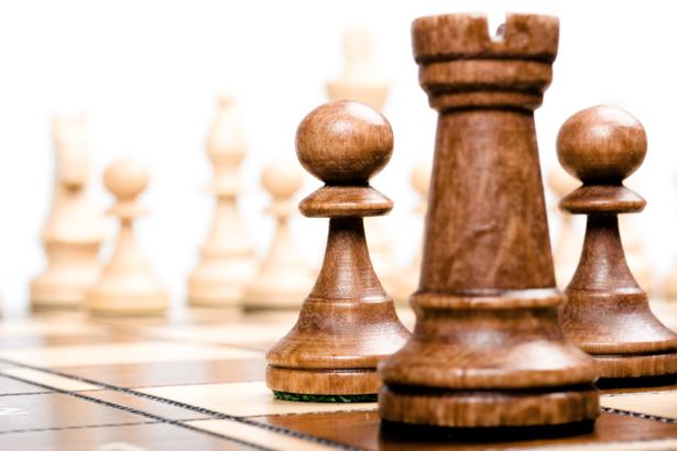Фотообои Шахматы Ладья (sport-0000116)