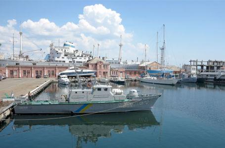 Фотообои Одесские патрульные корабли (ukr-28)
