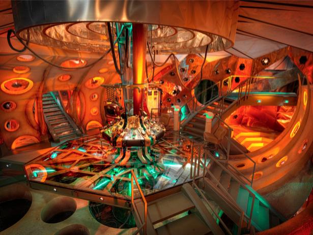 Фотообои фантастическая лаборатория (fantasy-0000015)