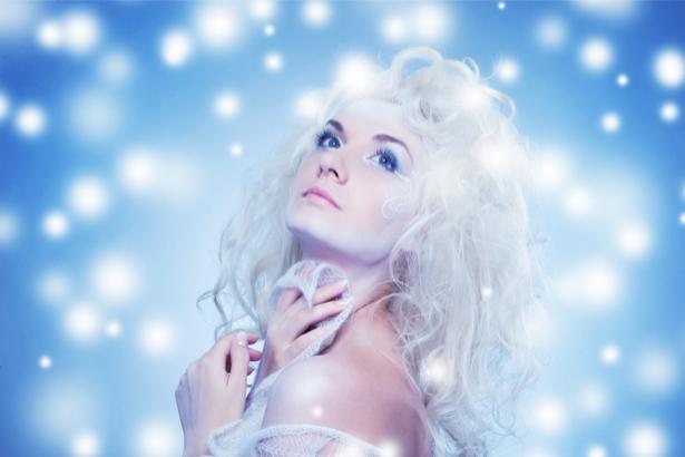 Фотообои зимняя снежная фото (glamour-0000143)