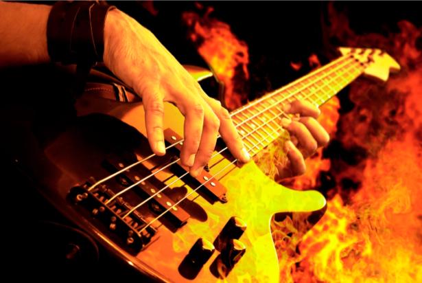 Фотообои музыка гитара (glamour-0000181)
