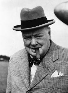 Фотообои премьер-министр Англии (retro-vintage-0000353)