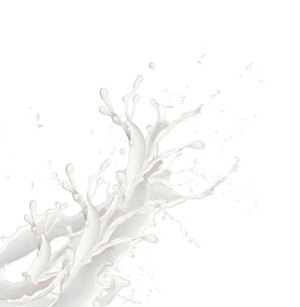 Фотообои молочные всплески (background-0000211)