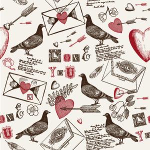 Фотообои фон к дню святого Валентина (background-0000376)
