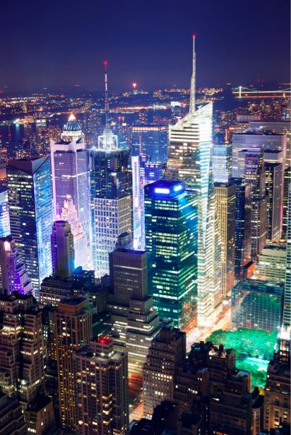 Фотообои Манхеттен Нью-Йорк Америка (city-0000146)