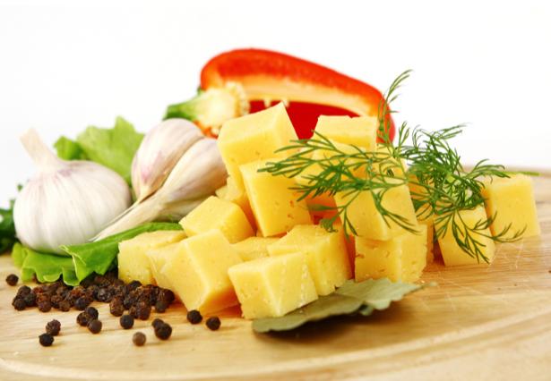 Фотообои для кухни натюрморт с сыром (food_0000061)