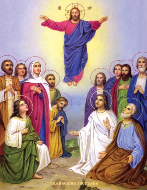 икона Вознесение Господне (icon-00060)