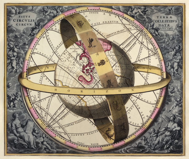 атлас, география, карты, старая карта (map-0000065)