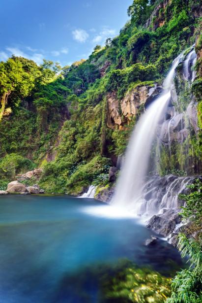 Фотообои сильный водопад (nature-0000707)