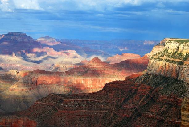 панорама Гранд-Каньон Фотообои (nature-0000754)