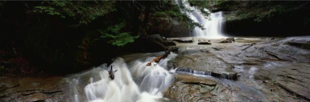 Фотообои водопад водные струи (nature-00343)