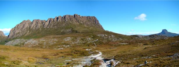 Фотообои горы фото панорама (nature-00484)