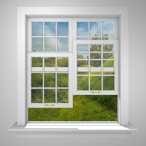 Фотообои открытое окно (win-21)